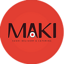 Maki Sushi background