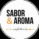 Sabor y Aroma Cafetería background