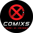 Comixs Foods & Drinks background