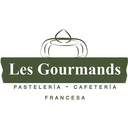Les Gourmands Pastelería Francesa background