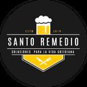 Santo Remedio background
