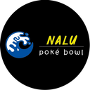 Nalu Poke Bowl background