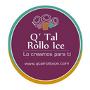 Q'Tal Rollo Ice   background