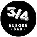 3/4 Burger - Hamburguesas background