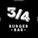 3/4 Burger - Hamburguesas background