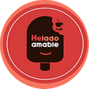 Helado Amable background