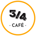 3/4 Café background