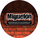 Sanguchería Miguelón background