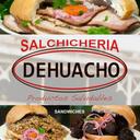Salchichería Dehuacho background
