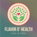 Flavor O' Health background