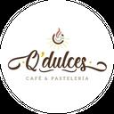 Q'dulces Café & Pastelería background