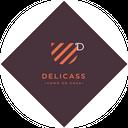 Delicass - Cafetería background