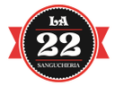 La 22 Sanguchería background