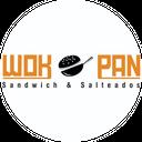 Wok Pan background