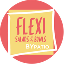 FLEXI salads & bowls by Patio background