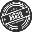 Hermanos Brasa background