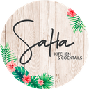 Saha Kitchen & Coktails background