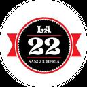 La 22 Sanguchería background