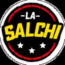 La Salchipapería background