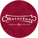 Macarena - Pizzas background