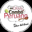 Mi Gran Combo Peruano - Comida Criolla background