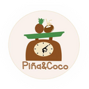 Piña & Coco background
