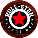 Roll-Star Sushi background