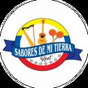 Sabores De Mi Tierra background