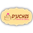 Tortas Duchis Sweets background