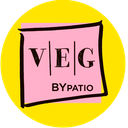 Veg bypatio background
