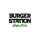Burger Station background