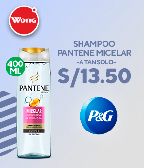 [BRANDS] Pantene Wong Product ID 44631