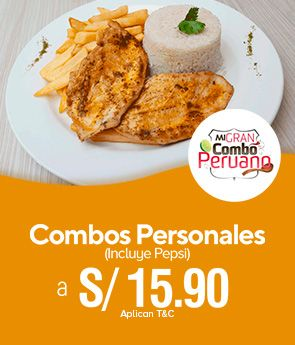 combos personales
